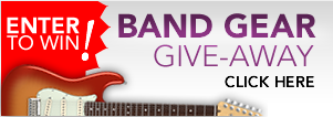 Band Gear Give-Away