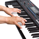 Melody Fusion Band Gear Giveaway 2014 prize: Roland Juno-Gi Mobile Synthesizer with Digital Recorder