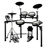 Melody Fusion Band Gear Giveaway 2014 prize: Roland TD15KV Compact Series Electronic Drum Kit