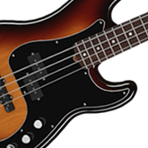 Melody Fusion Band Gear Giveaway: Fender Deluxe Precision Bass Guitar (model # 019407)