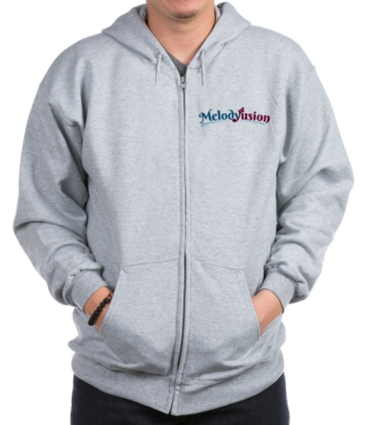 Melody Fusion December Contest 'The Most Listened To Track' has a prize of a awesome branded hoodie
