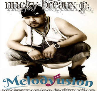 Featured Artist on Melody Fusion: Nucky Breaux Jr