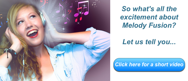 Learn what MelodyFusion is all about
